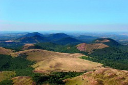 Volcanisme en Auvergne